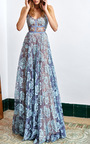 Isabella Gown by ALEXIS Now Available on Moda Operandi
