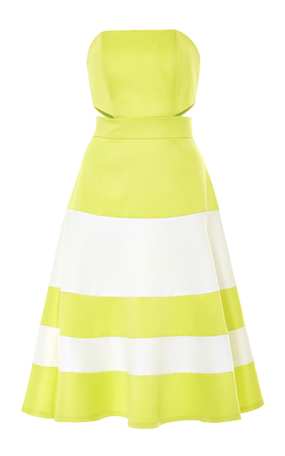 Medium alexis green simona dress