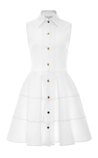 Medium alexis off white klaudia dress