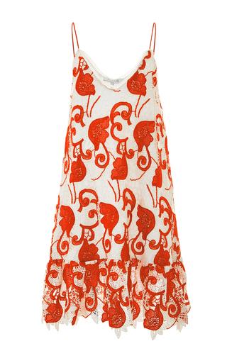 Medium alexis red clement dress