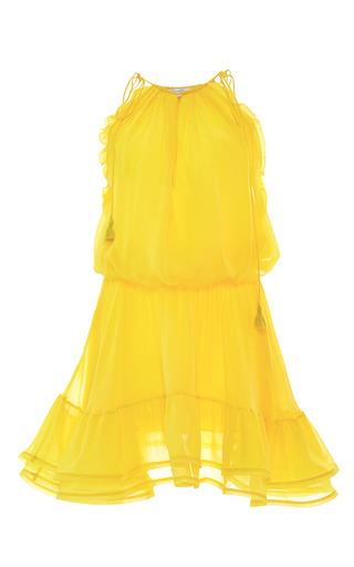 Medium alexis yellow monic dress