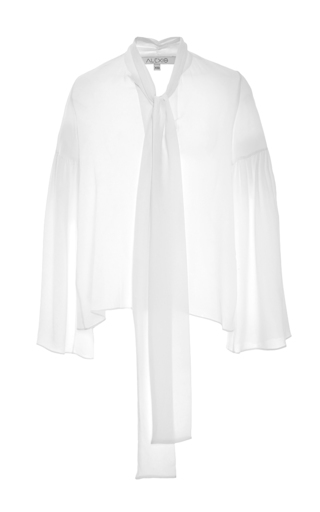 Medium alexis white dalian top