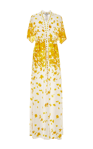 Medium alexis yellow jeannie long dress