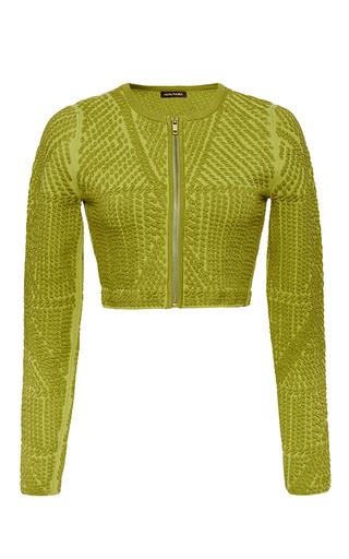 Medium sophie theallet green ash cardigan