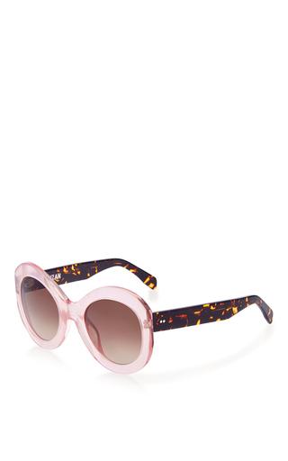 Le Tabou Sunglasses by ZANZAN Now Available on Moda Operandi