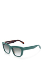 Apache Sunglasses by ZANZAN Now Available on Moda Operandi