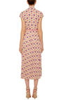 Short Sleeve Stretch Cotton Shirt Dress by LUISA BECCARIA Now Available on Moda Operandi
