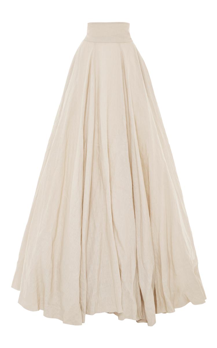 high waisted white skirt redskirtz