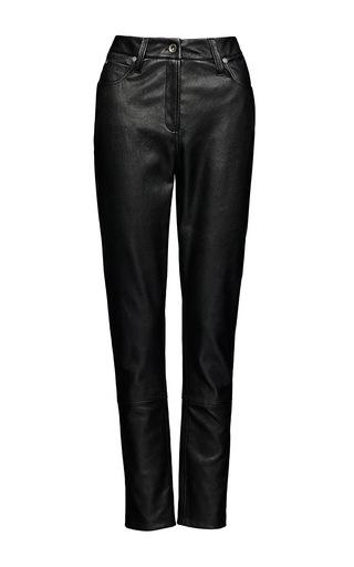 Medium magda butrym black huntsville pants