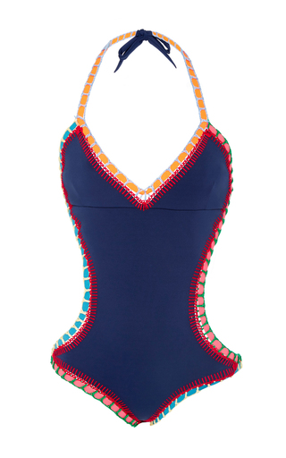 Medium kiini navy tasmin one piece swimsuit