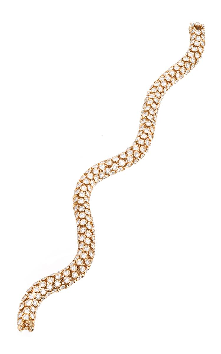 Lunetta Bracelet By Sidney Garber Moda Operandi
