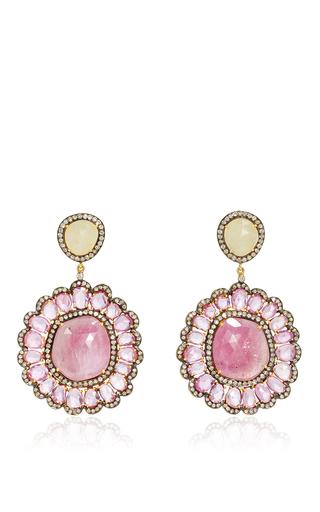 Medium lauren craft collection multi anada earrings