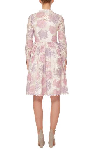 Long Sleeve Mini Dress by LUISA BECCARIA Now Available on Moda Operandi