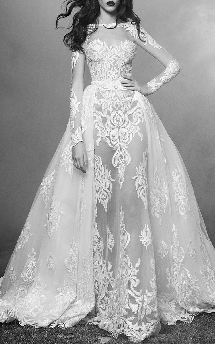 Zuhair Murad Bridal Fall Winter 2016