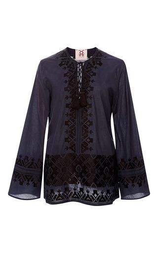 Medium figue navy brienne tunic