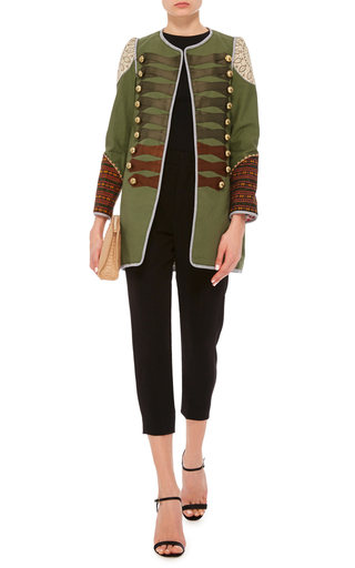 Limited Edition The Bergman Coat by ALIX OF BOHEMIA Now Available on Moda Operandi