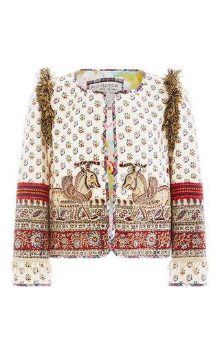 Medium alix of bohemia ivory one of a kind the raffa jacket