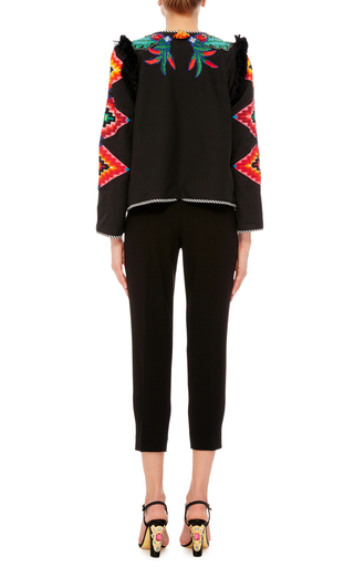 One Of A Kind The Cecilia Jacket by ALIX OF BOHEMIA Now Available on Moda Operandi