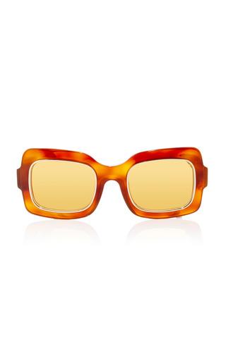 Medium dax gabler brown n 01 caramel acetate sunglasses