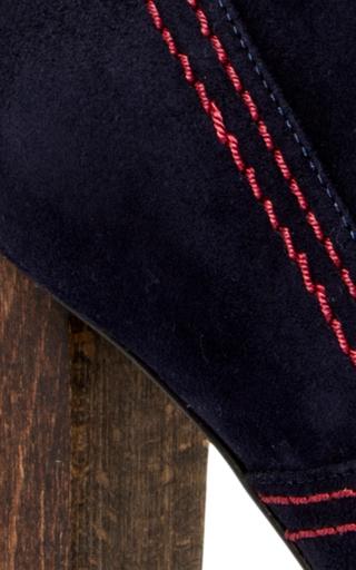 Hazelhurst Ankle Boots by BURBERRY Now Available on Moda Operandi