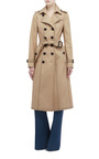 Luggage Stitch Slim Fit Trench Coat by BURBERRY Now Available on Moda Operandi