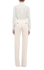 Tailored Twill Bootcut Trouser by BURBERRY Now Available on Moda Operandi