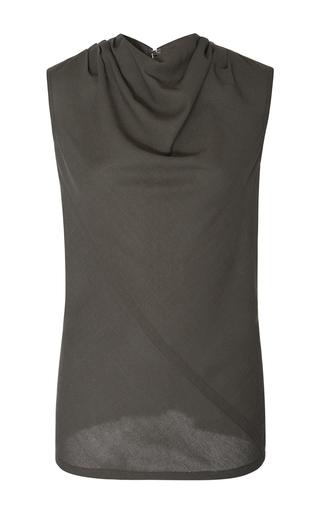 Medium rick owens dark grey bonnie sleeveless top