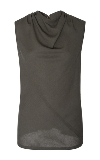 Medium rick owens dark grey bonnie sleeveless top