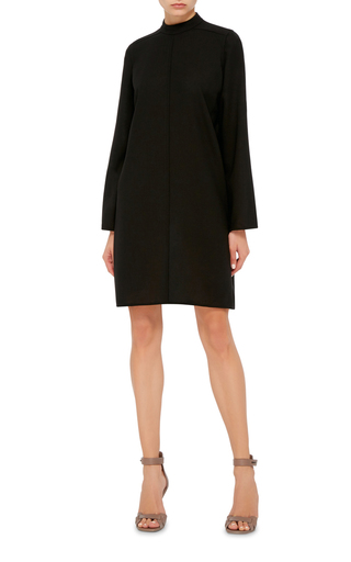 Moody Long Sleeve Tunic by RICK OWENS Now Available on Moda Operandi