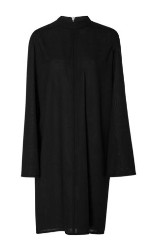 Medium rick owens black moody long sleeve tunic