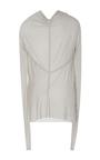 Bonnie Long Sleeve T Shirt by RICK OWENS Now Available on Moda Operandi