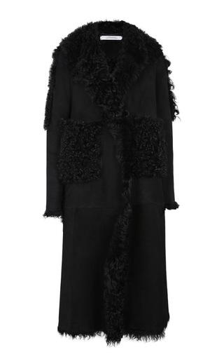 Medium dorothee schumacher black naturally cosy coat