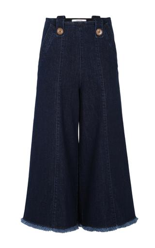 Medium dorothee schumacher blue come undone pants
