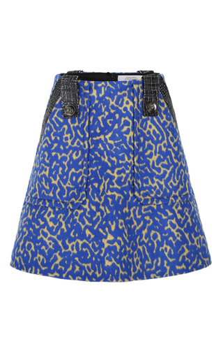 Medium dorothee schumacher black urban madness skirt