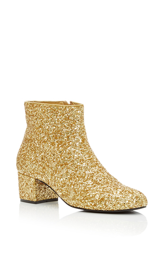 Medium macgraw gold gold glitter lucky boot