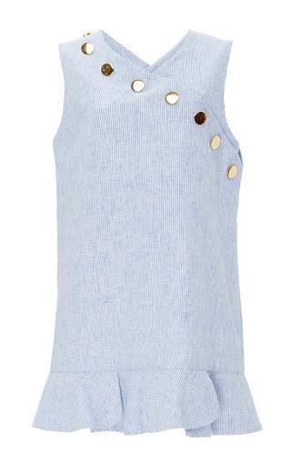 Medium macgraw light blue windsor dress