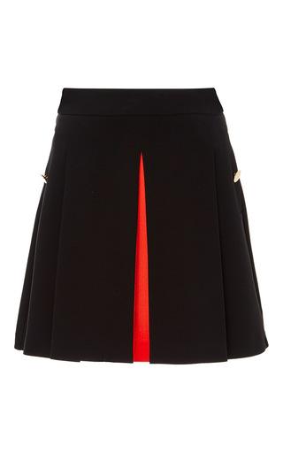 Medium macgraw black black saddle skirt