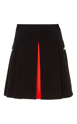 Medium macgraw black black saddle skirt