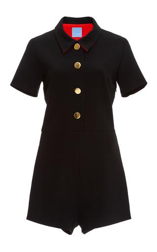 Medium macgraw black blue ribbon jumpsuit