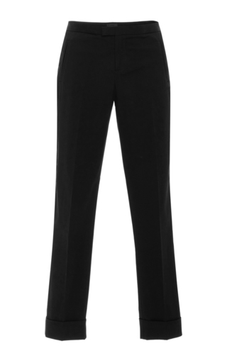 Medium atm black slim cropped pants