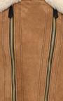 Shearling Biker Jacket by BURBERRY Now Available on Moda Operandi