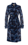 Sandringham Tie Dye Lace Trench by BURBERRY Now Available on Moda Operandi
