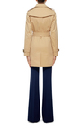 Sandringham Double Breasted Trench Coat by BURBERRY Now Available on Moda Operandi