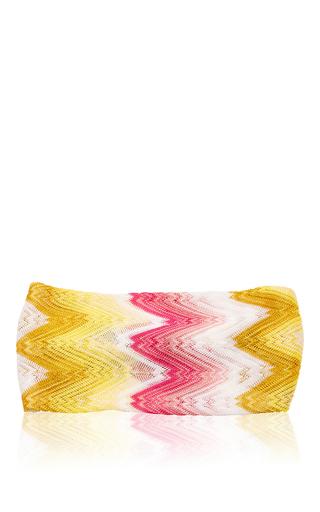 Medium missoni multi ombre knit headband
