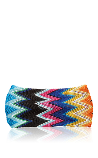 Medium missoni multi iconic striped headband