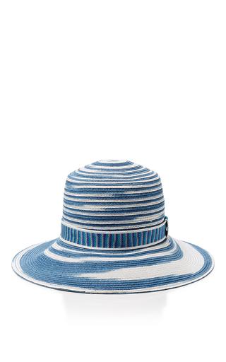 Striped Sun Hat by MISSONI Now Available on Moda Operandi