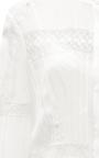 Victoriana Shirt Dress  by NEEDLE & THREAD Now Available on Moda Operandi