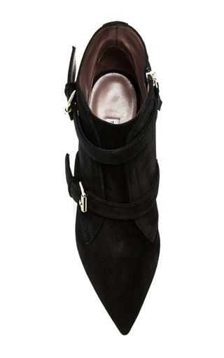 Fitz Suede Ankle Boots by TABITHA SIMMONS Now Available on Moda Operandi