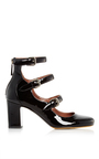 Ginger Patent Leather Pumps by TABITHA SIMMONS Now Available on Moda Operandi