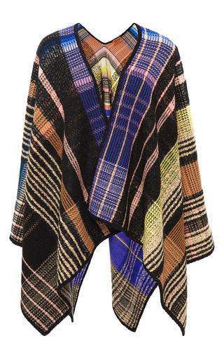 Medium missoni multi plaid shawl